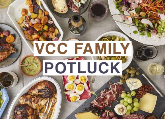 1st Family Fellowship Potluck