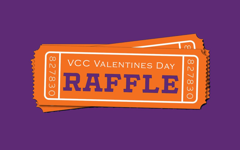 VCC Valentines Day Raffle