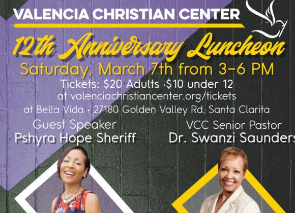 VCC 12th Anniversary Luncheon