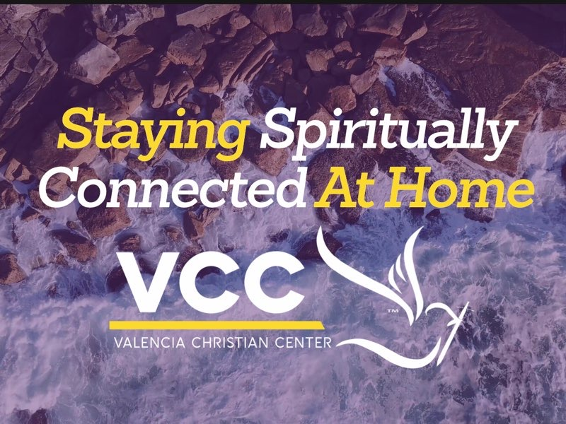 #StayAtHome – Staying Spiritually Connected At Home