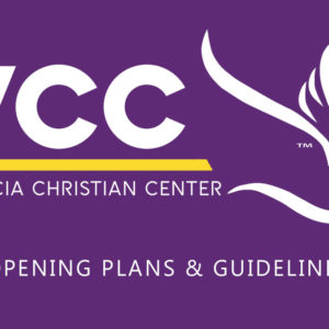 VCC Reopening Plan & Guidelines