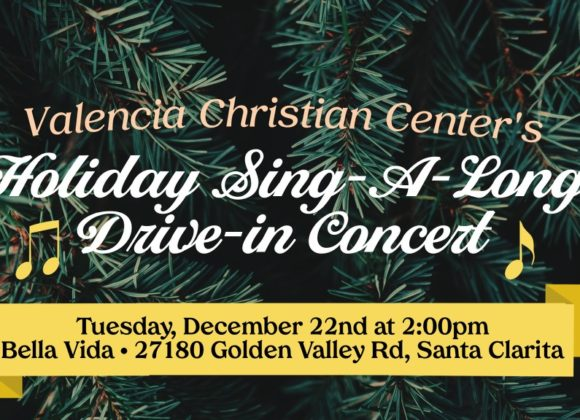 VCC's Holiday Sing-A-Long Drive-in Concert (Replay Inside)