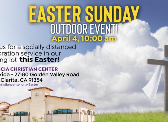 Easter In-Person Outdoor Service | Sunday, April 4th