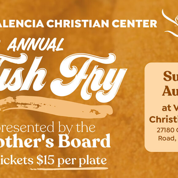 3rd Annual Mother's Board Fish Fry
